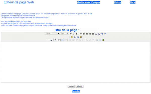 editeur_web